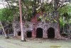 India - Andaman islands - Ross island: ruins of the former British headquarters (photo by G.Frysinger)