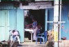 India - Andaman islands - North Andaman island - Port Blair: ironing business (photo by G.Frysinger)
