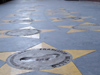 Argentina - Buenos Aires - Boca Juniors walk of fame - images of South America by M.Bergsma