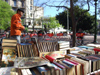 Argentina - Buenos Aires - Book market at the Plaza Dorrego, San Telmo - images of South America by M.Bergsma