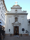 Argentina - Buenos Aires - Capilla San Roque - images of South America by M.Bergsma