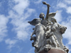 Argentina - Buenos Aires - Plaza Francia - monument - images of South America by M.Bergsma