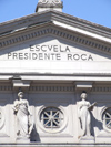 Argentina - Buenos Aires - President Roca school - images of South America by M.Bergsma