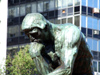 Argentina - Buenos Aires - The Congress and Rodin's Thinker - images of South America by M.Bergsma