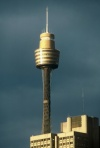 Australia - Sydney (NSW): Centrepoint Tower - photo by  Picture Tasmania/Steve Lovegrove