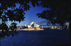 Australia - Sydney (NSW): the Opera House and Harbour Bridge - photo by Y.Xu