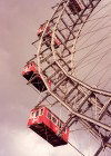 Austria / Österreich - Vienna / Wien / VIE : The giant Ferris Wheel at the Prater - the Riesenrad, made famous by The Third Man (photo by M.Torres)