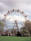 Vienna: Riesenrad - the Giant Wheel at the Prater (photo by M.Torres)