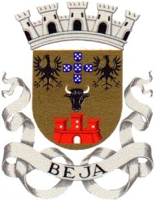 City of Beja - civic arms