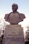 Belarus - Minsk: Felix Dzerzhinsky - Communist revolutionary, founder of the Cheka, later KGB (photo by Miguel Torres)
