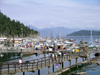 Canada / Kanada - West Vancouver (BC): horseshoe bay (photo by Rick Wallace)