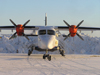 Northwest Territories, Canada: Dornier 228 - frontal view - photo by Air West Coast