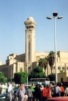 Egypt - Cairo / Al Qahira / Kahira / CAI : the Egyptian museum (photo by Miguel Torres)