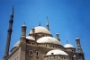 Egypt - Cairo: in the Citadelle - Constantinople inspired Muhammad Ali / Mohammed Ali mosque - Cairo Citadel - Islamic Cairo - Unesco world heritage site (photo by Miguel Torres)