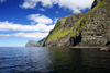 Vestmannabjørgini / Vestmanna bird cliffs, Streymoy island, Faroes: the western coast of the island is a favourite nesting area for many species of birds - photo by A.Ferrari