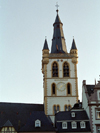 Germany / Deutschland - Trier: St. Gangolph church tower - photo by M.Bergsma