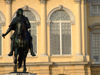 Germany / Deutschland - Berlin: Schloss Charlottenburg - statue of the Grosser Kurfürst by Schlüter - photo by M.Bergsma