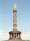 Germany / Deutschland - Berlin: inspiration for Europe - the Victory Column / Siegessäule - tourist attraction - photo by M.Bergsma