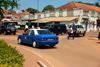 Guinea Bissau / Guiné Bissau - Bissau, Bissau Region: Taxi and colonial architecture, everyday life / Táxi, vida quotidiana - photo by R.V.Lopes