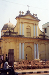 India - Madras / Chennay / MAA : Portuguese church in Mylapore district - photo by M.Torres