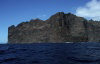 Juan Fernandez islands - Robinson Crusoe island: seen from the Pacific ocean II (photo by Willem Schipper)