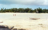 Kiribati - Tarawa: when the tide is out can walk to the next island (photo by G.Frysinger)