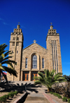 Maseru, Lesotho: Our Lady of Victory Cathedral - colonial architecture - photo by M.Torres