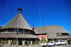 Maseru, Lesotho: Basotho Hat craft store and The Regal, Indian restaurant - Basotho Hat Complex - photo by M.Torres