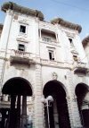 Libya - Tripoli: Italian architecture - Sharia 1st September (photo by M.Torres)