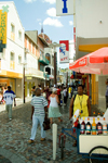 Fort-de-France, Martinique: street scene - photo by D.Smith