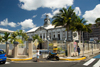 Fort-de-France, Martinique: Hôtel de Ville, modeled after the Petit Trianon at Versailles - photo by D.Smith