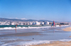 Morocco / Maroc - Tangier / Tanger: the beach and the corniche