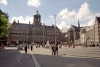 Netherlands / Holland - Amsterdam: De Dam square (photo by M.Bergsma)