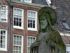 Netherlands - Amsterdam - Christ statue - photo by Michel Bergsma
