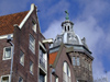 Netherlands - Amsterdam - Church of St. Nicholas - dome and octagonal tower - Sint Nicolaas Kerk - photo by Michel Bergsma