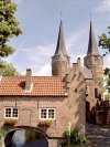 Netherlands - Delft: Oostpoort - St Catherine's gate (photo by M.Bergsma)