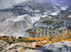 Karimabad / Baltit - Northern Areas / FANA, Pakistan: the village and the Hubza canyon - photo by D.Steppuhn