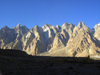 Passu, Gojal tehsil, Khunjerab Pass, Hunza valley, Northern Areas / FANA - Pakistan-administered Kashmir: the Cathedral Ridge - Karakoram Highway - KKH - photo by D.Steppuhn