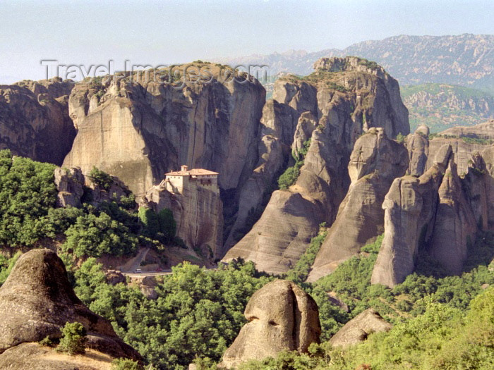Greece - Meteora (Thessalia): Kastraki - landscape - photo by M.Bergsma