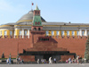 Russia - Moscow: Lenin's Mausoleum at Red Square - photo by J.Kaman