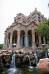 South Africa - Sun City (Northwest province): Palace of the Lost City hotel - photo by R.Eime