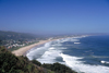 The Garden Route, South Africa: beach view - photo by R.Eime