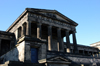 Scotland - Ecosse - Edinburgh / EDI: Royal High School, Calton Hill - architect Thomas Hamilton - Greek Revival architecture - Doric hexastyle portico - photo by C.McEachern
