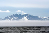 South Georgia Island - from the sea - island in the mist - Antarctic region images by C.Breschi