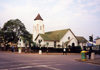 Manzini / MTS, Swaziland: Anglican church - Ngwane street - photo by Miguel Torres