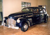 Swaziland - Lobamba: a royal Chevrolet - National Museum - classic car - photo by Miguel Torres
