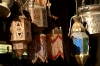 Damascus, Syria: lamps and lanterns for sale - old city - photographer: John Wreford