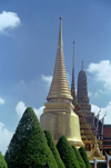 Thailand - Bangkok / Krung Thep / BKK : Domes (photo by Juraj Kaman)