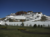 Tibet - Lhasa: Potala Palace - historical residence of the Dalai Lamas - UNESCO World Heritage Site - photo by M.Samper