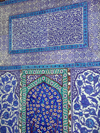 Turkey - Istanbul / Constantinople / IST: Topkapi palace - tiles - photo by R.Wallace